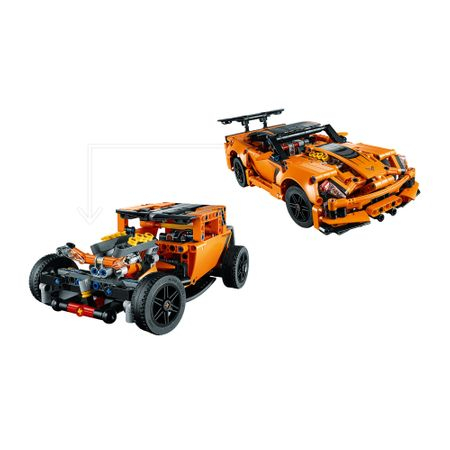 LEGO® Technic: Chevrolet Corvette ZR1 42093 3