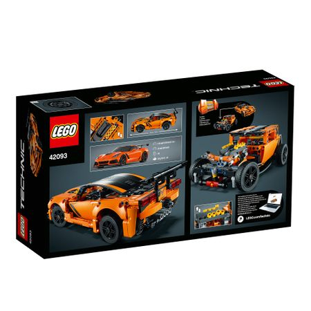 LEGO® Technic: Chevrolet Corvette ZR1 42093 1