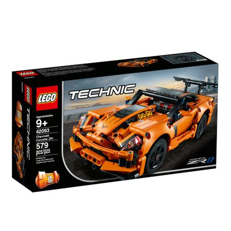 LEGO® Technic: Chevrolet Corvette ZR1 42093 0