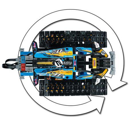 LEGO® Technic: Mașinuță de cascadorii 42095 6