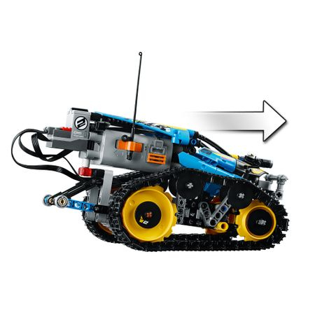 LEGO® Technic: Mașinuță de cascadorii 42095 7