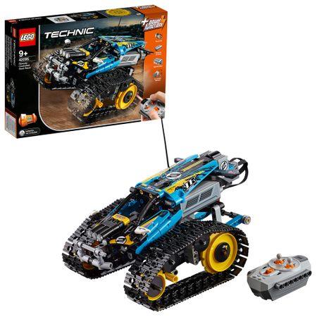 LEGO® Technic: Mașinuță de cascadorii 42095 2
