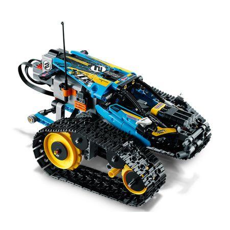 LEGO® Technic: Mașinuță de cascadorii 42095 3