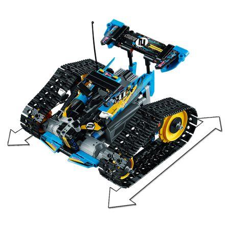 LEGO® Technic: Mașinuță de cascadorii 42095 5