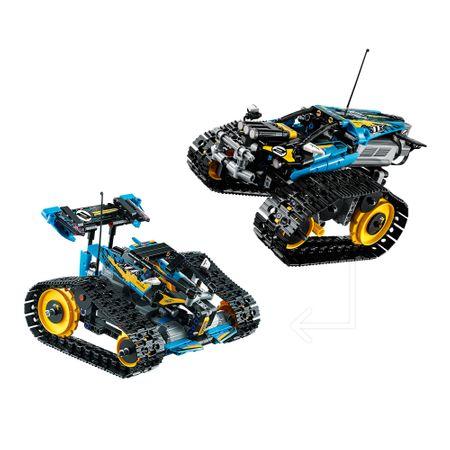 LEGO® Technic: Mașinuță de cascadorii 42095 4