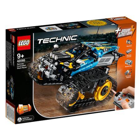 LEGO® Technic: Mașinuță de cascadorii 42095 0