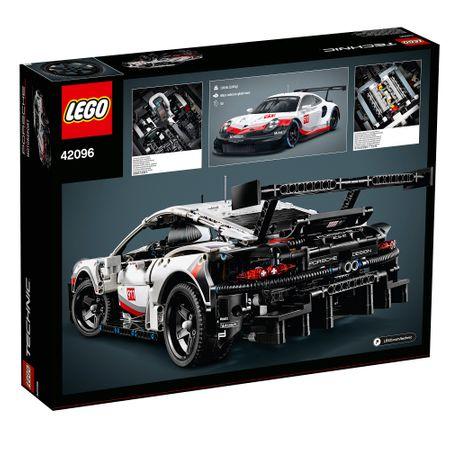 LEGO® Technic: Porsche 911 RSR 42096 1