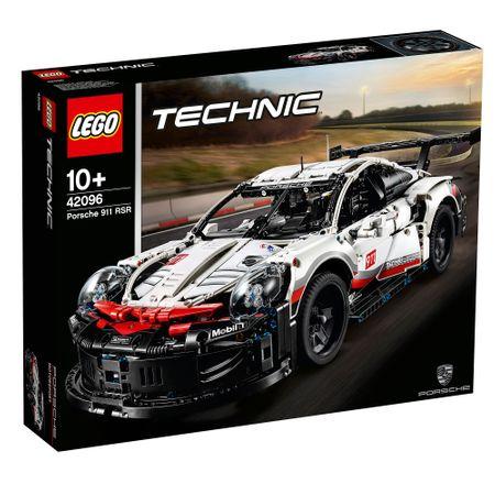 LEGO® Technic: Porsche 911 RSR 42096 0