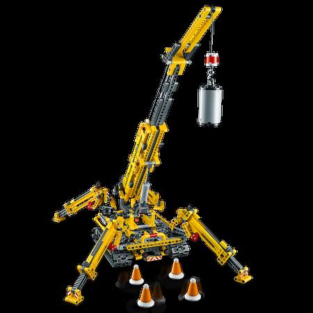 42097 LEGO® Technic: Tractor compact pe șenile (42097) 1