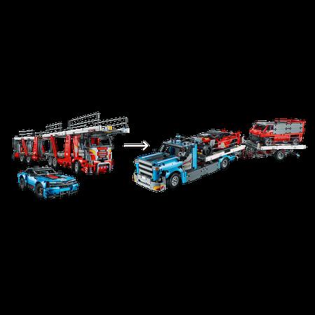 LEGO® Technic: Transportor de mașini  42098 2