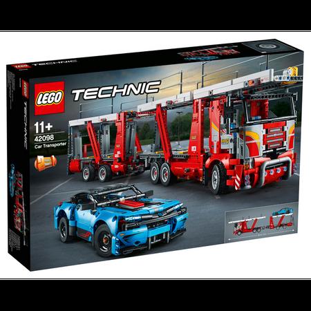 LEGO® Technic: Transportor de mașini  42098 0