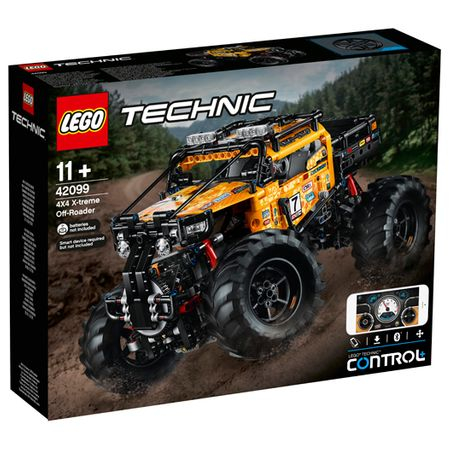 LEGO® Technic:  4x4 X-treme Off-Roader 42099 0