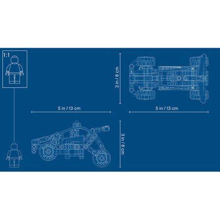 42101 LEGO® Technic: Buggy  3