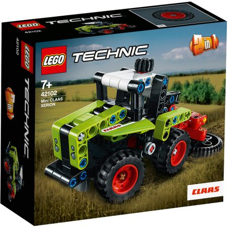 LEGO® Technic: Mini CLAAS XERION 42102 0