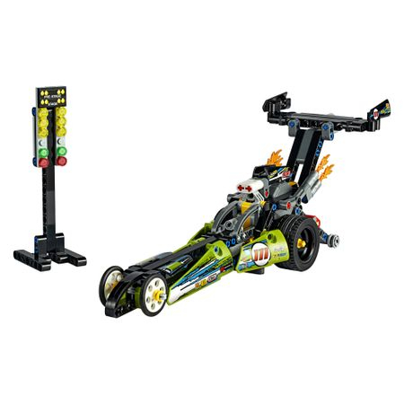 LEGO® Technic: Dragster 42103 6
