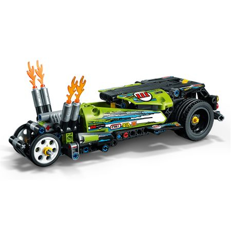 LEGO® Technic: Dragster 42103 2