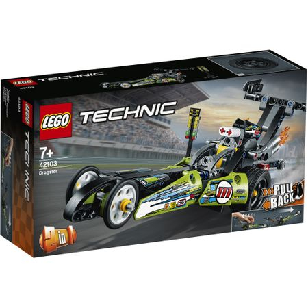 LEGO® Technic: Dragster 42103 0