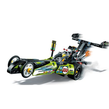 LEGO® Technic: Dragster 42103 5