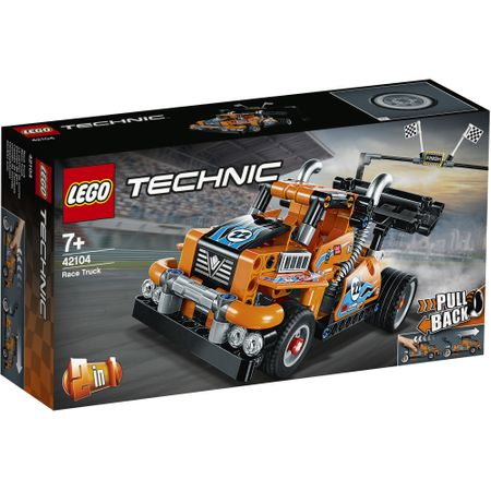LEGO® Technic: Camion de curse 42104 0