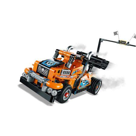 LEGO® Technic: Camion de curse 42104 4