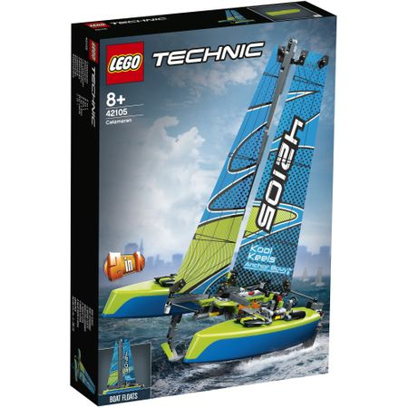 LEGO® Technic: Catamaran  42105 0