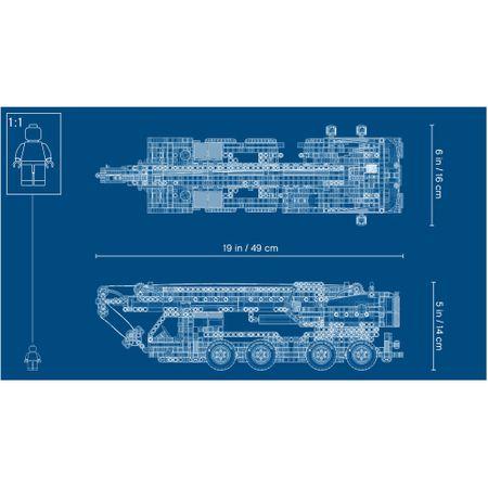 LEGO® Technic: Macara mobila 42108 5