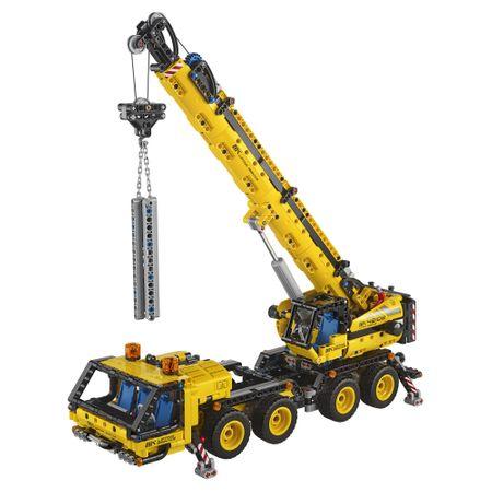 LEGO® Technic: Macara mobila 42108 4