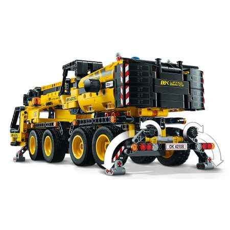LEGO® Technic: Macara mobila 42108 2