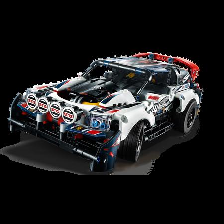 LEGO® Technic: Masina de raliuri Top Gear Teleghidata 42109 [2]