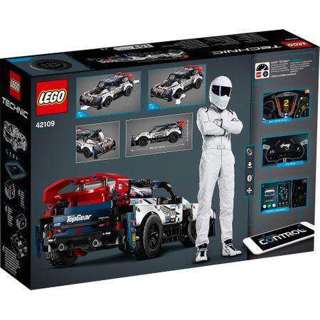 LEGO® Technic: Masina de raliuri Top Gear Teleghidata 42109 [6]