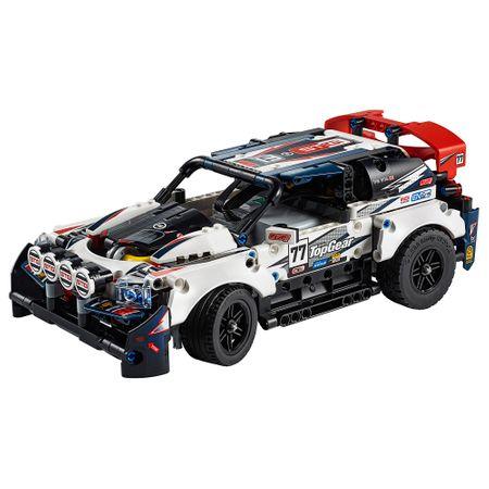 LEGO® Technic: Masina de raliuri Top Gear Teleghidata 42109 [4]