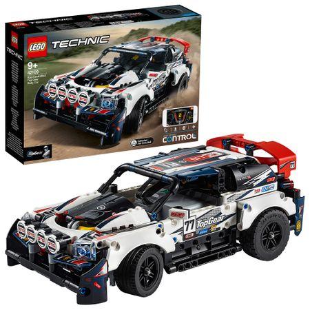 LEGO® Technic: Masina de raliuri Top Gear Teleghidata 42109 [5]