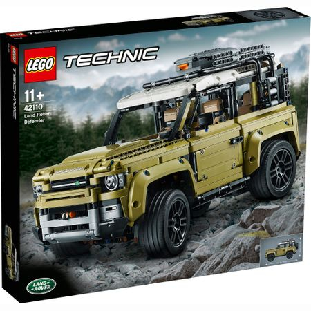 LEGO® Technic: Land Rover Defender 42110 0