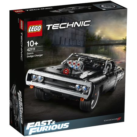 LEGO® Technic: Dom's Dodge Charger 42111 0