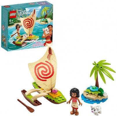 43170 LEGO® Disney Princess™: Aventura pe ocean a Moanei 1