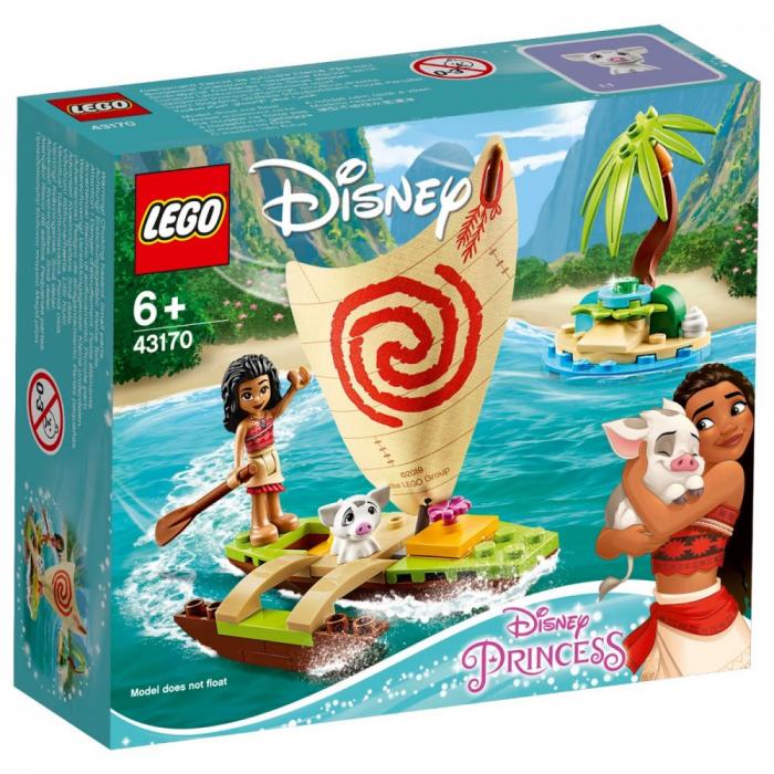 43170 LEGO® Disney Princess™: Aventura pe ocean a Moanei 0