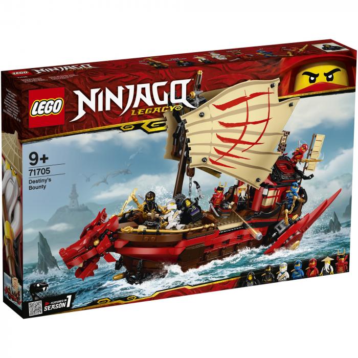 71705 LEGO® NINJAGO® : Destiny's Bounty [0]