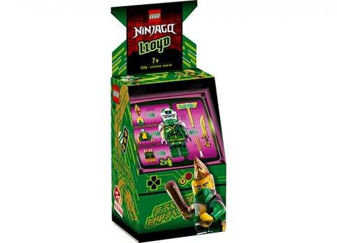 71716 LEGO® NINJAGO®: Avatar Lloyd - Capsula joc electronic [0]
