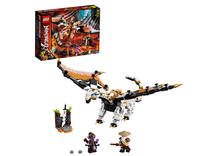 71718 LEGO® NINJAGO® : Dragonul de lupta al lui Wu [0]