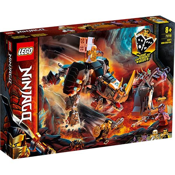 LEGO NINJAGO - Creatura minotaur a lui Zane 71719 [0]