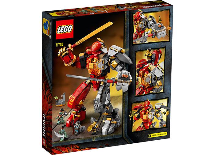 71720 LEGO® NINJAGO® : Robot Firestone [0]