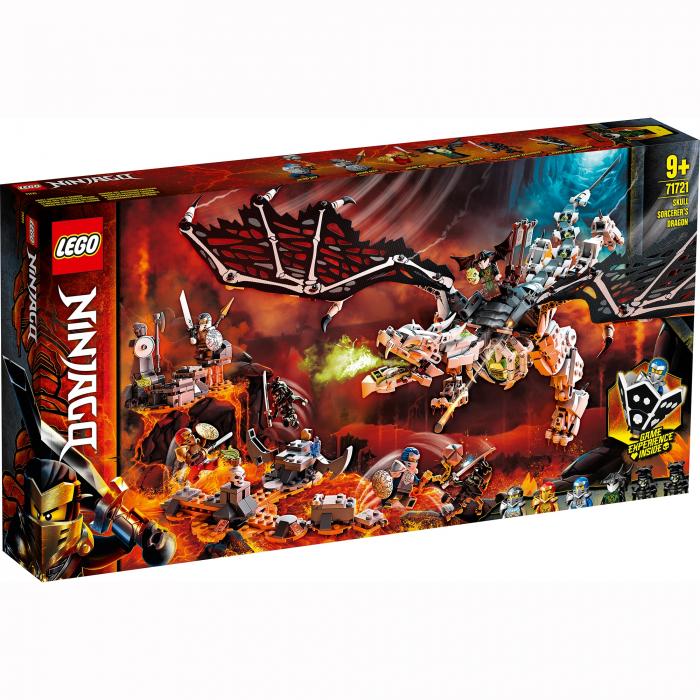71721 LEGO® NINJAGO® : Dragonul Vrajitorului Craniu [0]