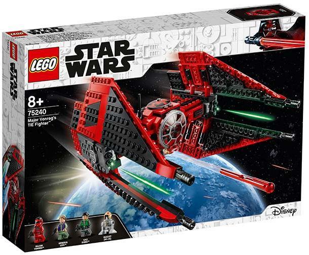 LEGO® Star Wars™ - TIE Fighter™-ul Maiorului Vonreg 75240 [0]