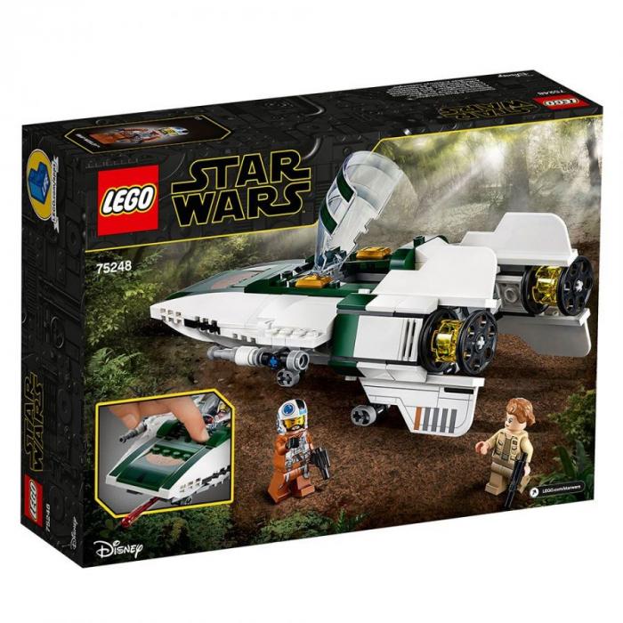 75248 LEGO® Star Wars TM: A-Wing Starfighter™ al Rezistenței [0]