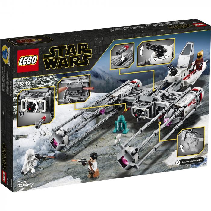 75249 LEGO® Star Wars TM: Y-Wing Starfighter™ al Rezistenței [0]