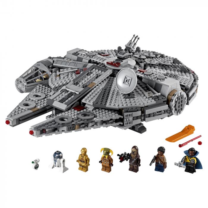 75257 LEGO® Star Wars TM: Millennium Falcon™ [1]
