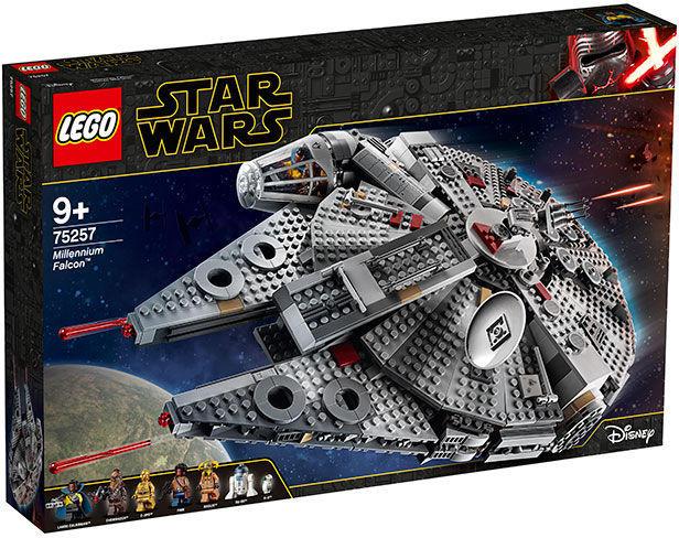 75257 LEGO® Star Wars TM: Millennium Falcon™ [0]