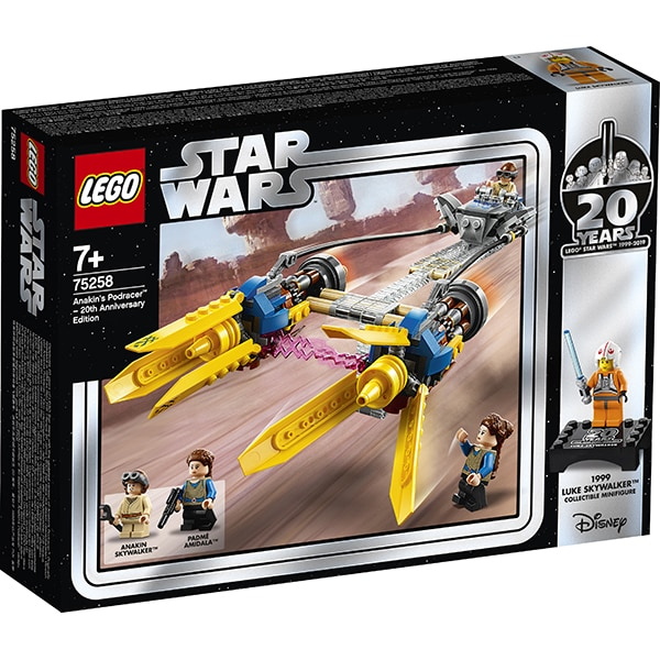 75258 LEGO® Star Wars TM: Anakin's Podracer [0]