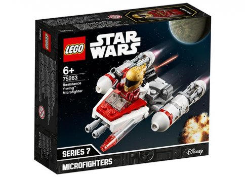 75263 LEGO® Star Wars™: Microfighter Resistance Y-wing [0]