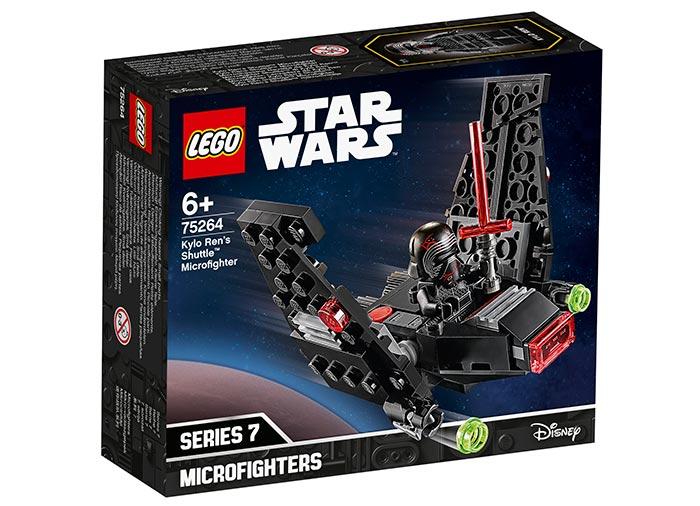 75264 LEGO® Star Wars™: Microfighter Naveta lui Kylo Ren [0]